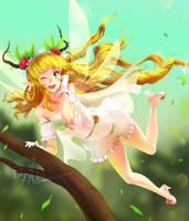 comm: FairyPrincess by feguimel