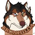 WoLF: Brun RP Medallion by DasChocolate