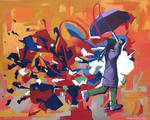 l'ombrelle by eskitenekekutu