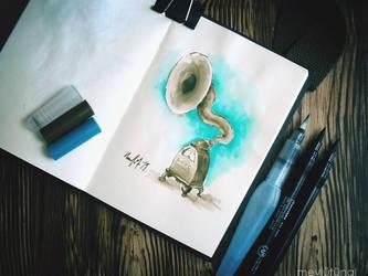 Phonometronome by eskitenekekutu
