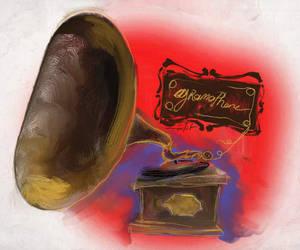 gRamophone by eskitenekekutu