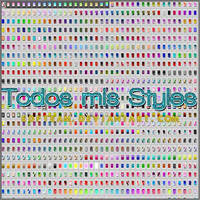 +Todos mis styles megapack. by EDFTeam