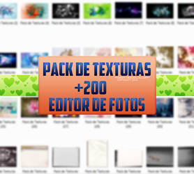 +Pack de Texturas|+200. by EDFTeam