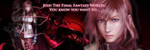 Final Fantasy Signature by ExoPanda