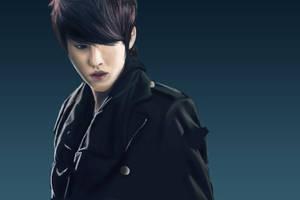 Sungyeol Speedpaint WIP by ExoPanda