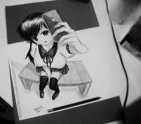 3D Manga by HenryDradye