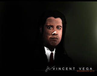 Vincent Vega by Moonmaker