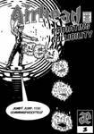 Airhead vs Lemmingphocytes by milandare