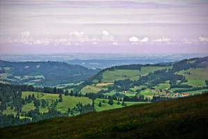 Allgaeu Germany by cleverless
