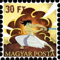 Jack stamp by timacs