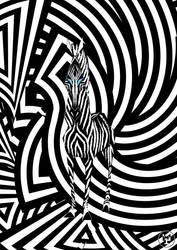 Zebra by timacs