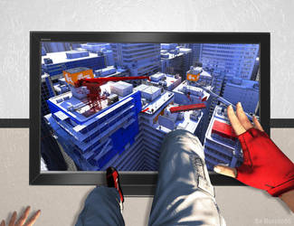 Mirrors Edge Ultra 3D by R0SSK095