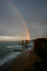 Twelve Apostles, Australia by Thrill-Seeker