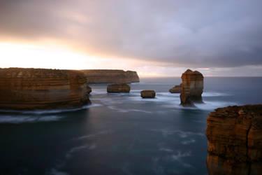 Twelve Apostles Sunrise by Thrill-Seeker
