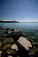Sky Blue Waters by Thrill-Seeker