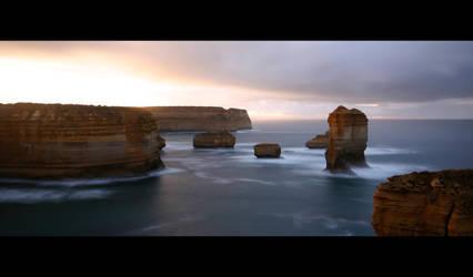 Apostles, Great Ocean Road by Thrill-Seeker