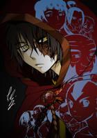Avatar - Prince Zuko by Labapo999