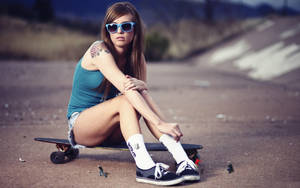 Sk8er Girl by rice777