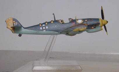 steampunk model airplane by Hogarxxx