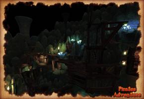 Pirates Hideout - Screen 4 by PiratesAdventure