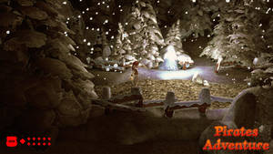 Silent Forest - Screenshot 2 by PiratesAdventure