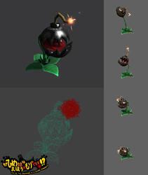 MagicForest - VenusBomb by PiratesAdventure