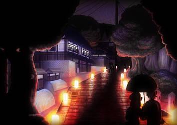 Kyoto  Memories by PiratesAdventure