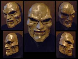 Doctor Doom mask - MK 2 by 4thWallDesign