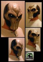 Skull Helmet finished by 4thWallDesign