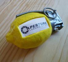 Lemon Grenade by 4thWallDesign