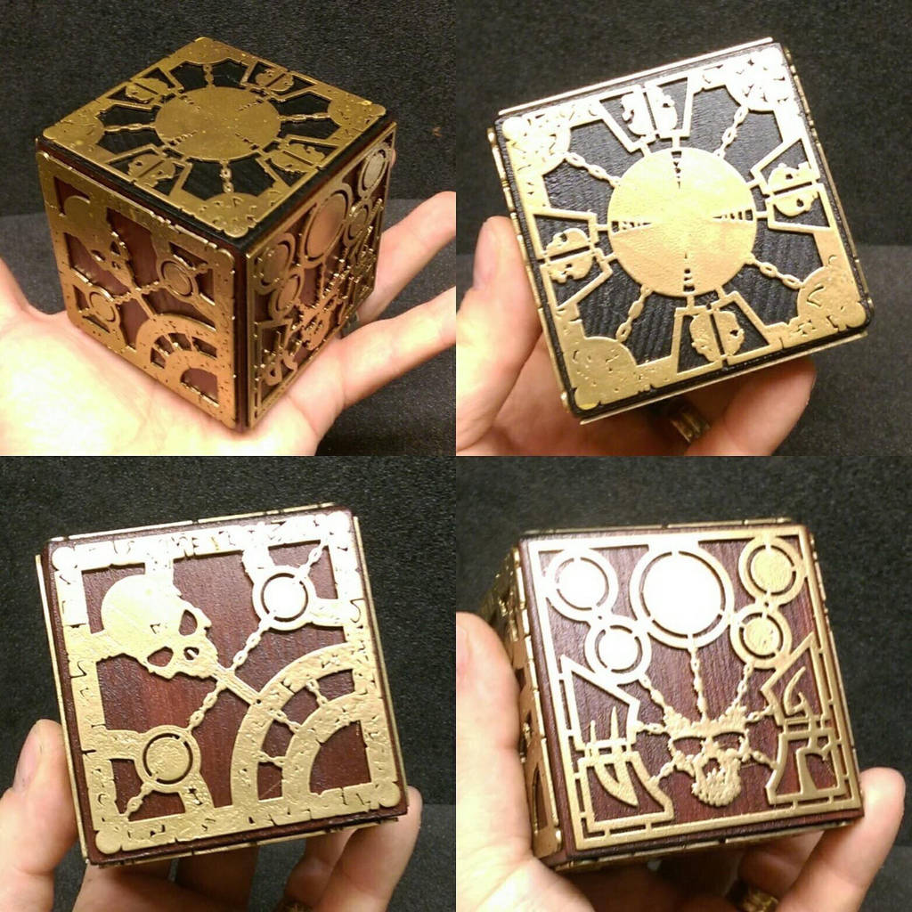 Puzzlebox by 4thWallDesign