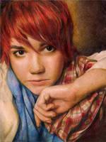Julia by MariaNovikova