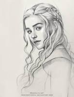 Daenerys Targaryen by MariaNovikova
