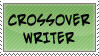 CROSSOVER WRITER STAMP by coraza-de-acero