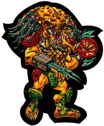 Lil Predator by EJJS