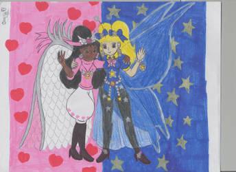 LAP - Jennifer and Ashley by Winter-Colorful