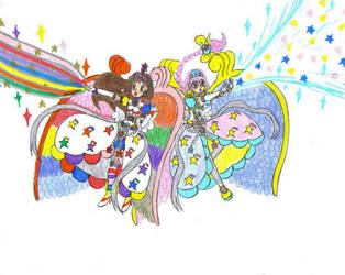 H.S. Rainbow and Space Again by Winter-Colorful