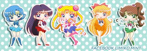 Sailor chibi by Limiko