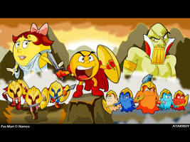 This Is PAC-LAND by Atariboy2600