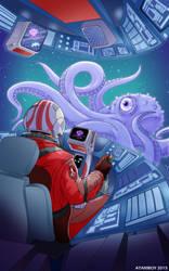 Galactopus Atari 2600 Box Art - Final. by Atariboy2600