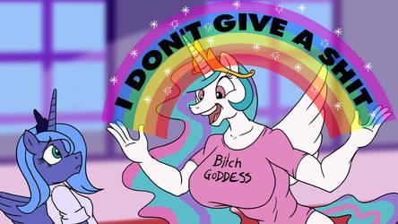 Pony Bitch Goddess (1080) by Atariboy2600