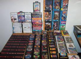 Double Ganger 3 - Sega Games. by Atariboy2600