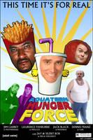 Aqua Teen Hunger Force Movie by Atariboy2600