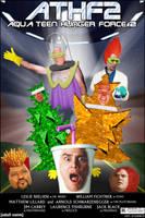 Aqua Teen Hunger Force 2 by Atariboy2600