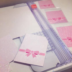 Packaging prep by SophieXSmith