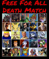 Free For All Death Match by Rantu25990