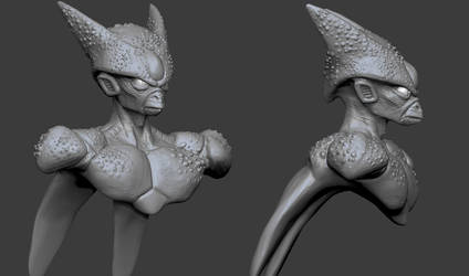 Cell First Form by einhajar