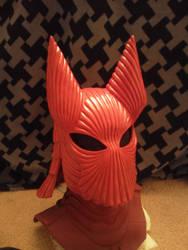 Dracula Helmet by Ghostartist1
