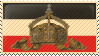 Imperial Crown of Germany by HafrStamps