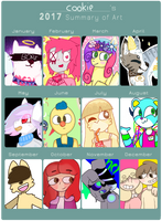 summary of art (2017) by cookiedere